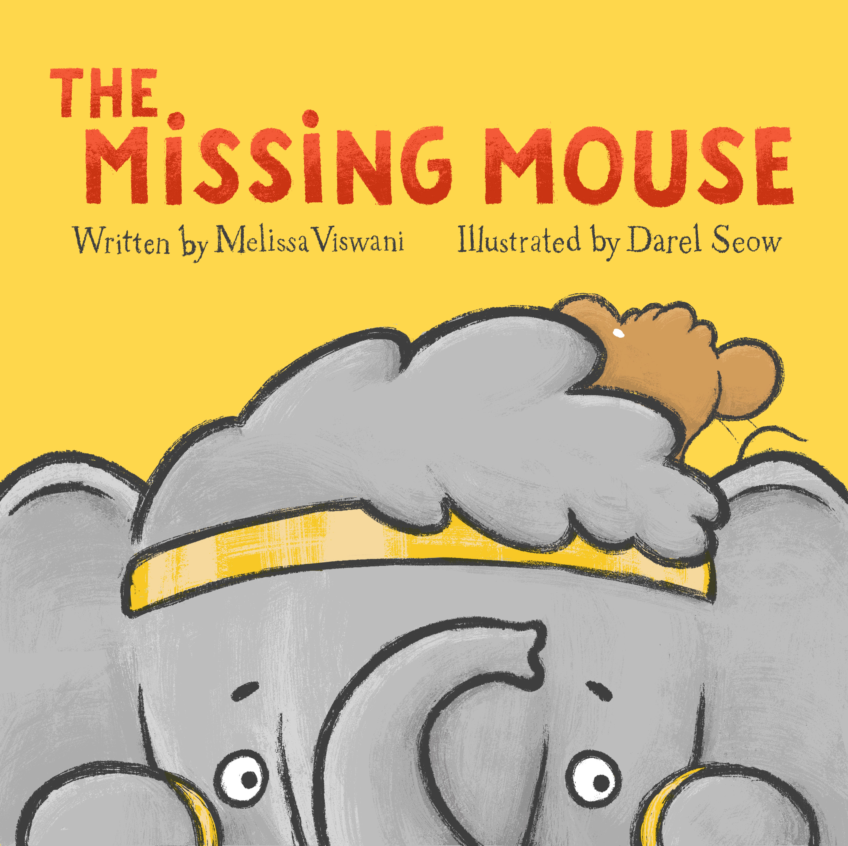 The Missing Mouse Cover