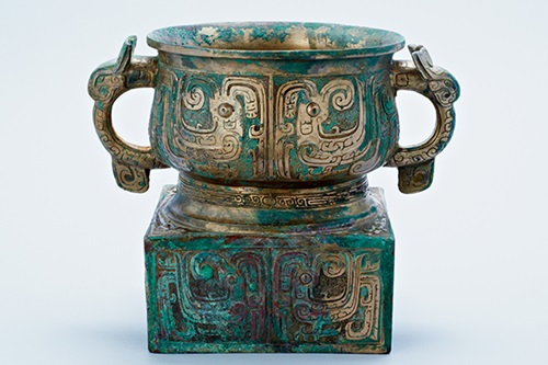 Ritual food vessel (gui)
