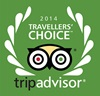 TripAdvisor Travellers' Choice 2014