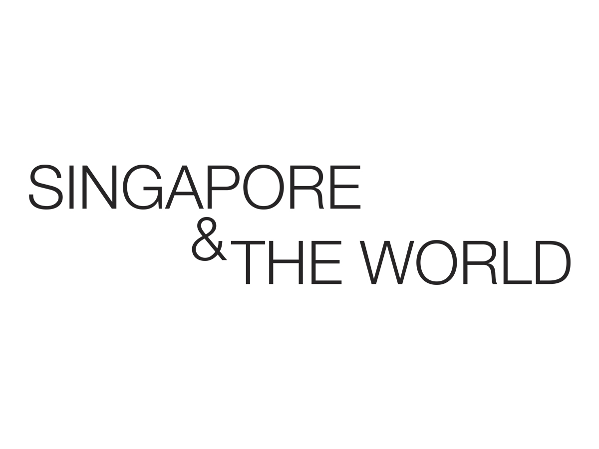 Singapore and the World Logo