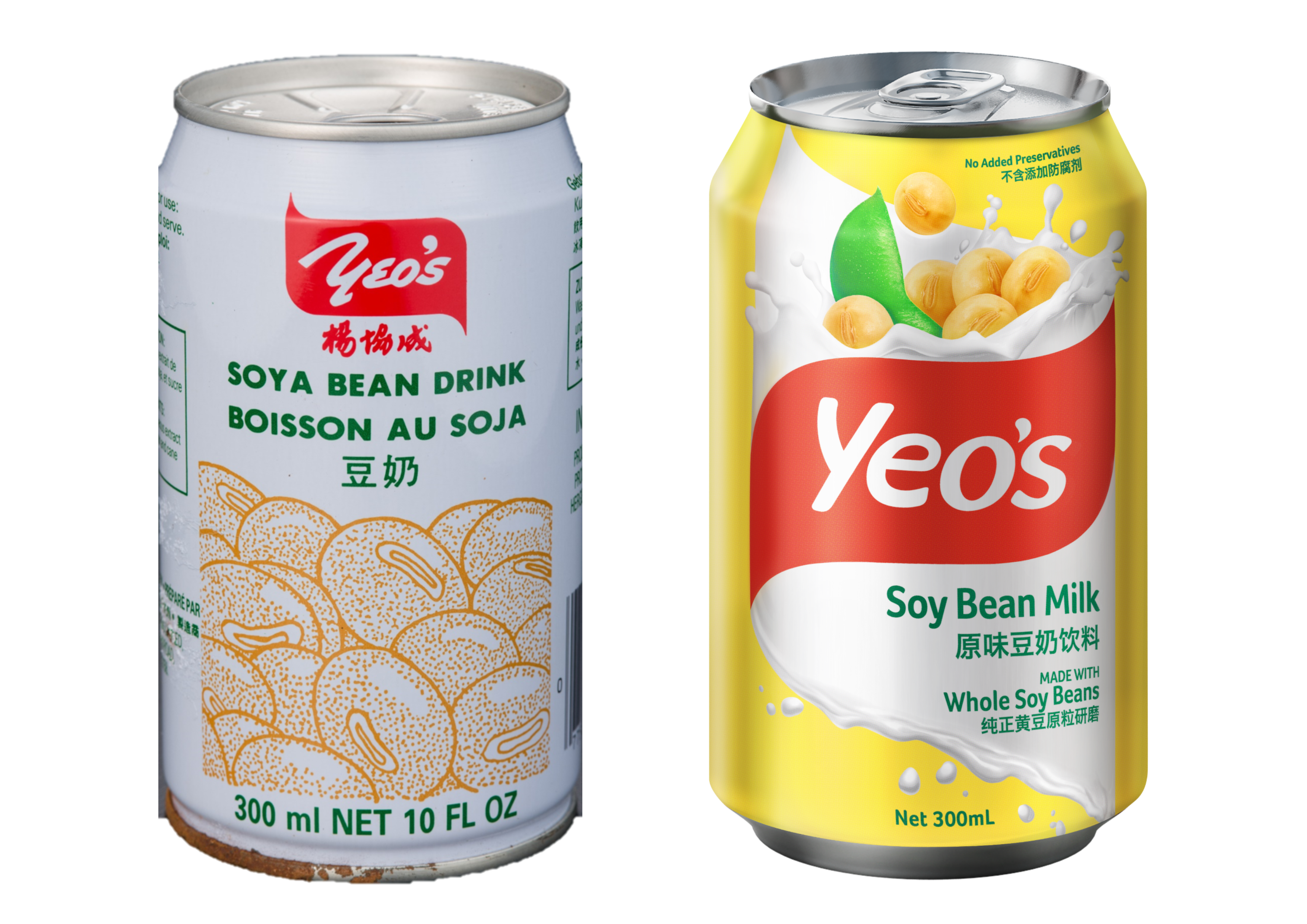 Yeos drinks