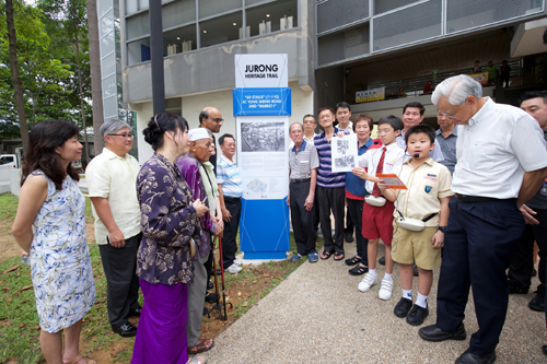 Jurong Heritage Trail Launch Thumbnail